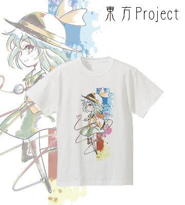 Ani-Art Tシャツ(古明地こいし)