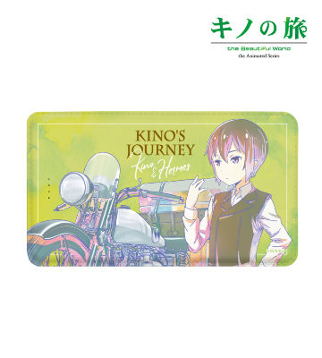 キノ&エルメス ani-art モバイルバッテリー