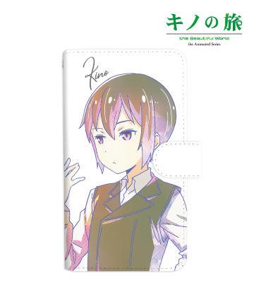 キノ ani-art 手帳型スマホケース