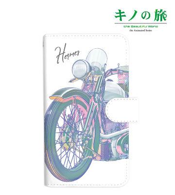 エルメス ani-art 手帳型スマホケース