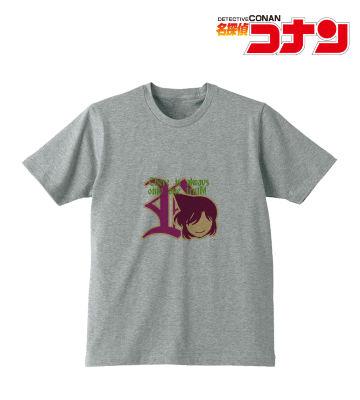 イニシャルTシャツ(毛利蘭)