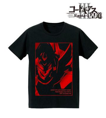 箔プリントTシャツ(紅蓮聖天八極式)