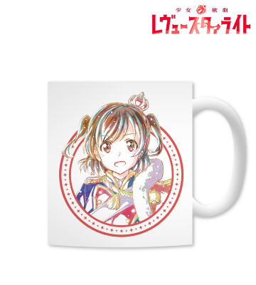 Ani-Artマグカップ(愛城華恋)