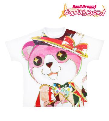 Ani-Art フルグラフィックTシャツ ミッシェル (ハロー、ハッピーワールド!)