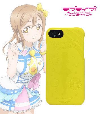 レザーケース for iPhone 7 / 6s / 6 国木田花丸 ver