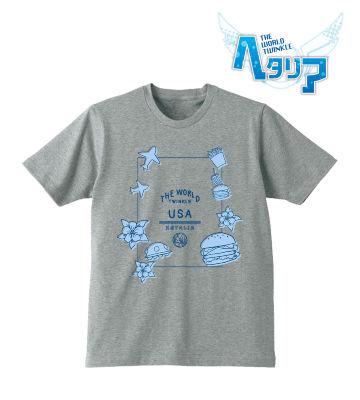 Tシャツ(アメリカ)