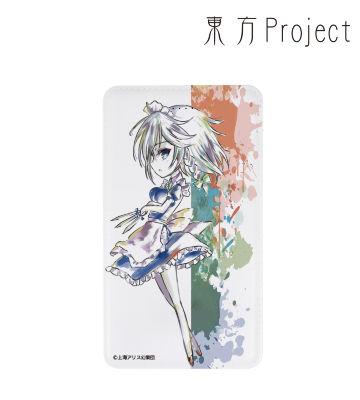 Ani-Artモバイルバッテリー(十六夜咲夜)