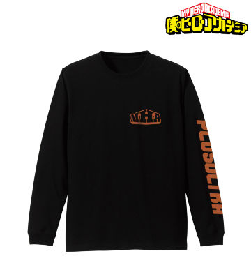 JOURNAL STANDARDコラボ ロングTシャツ(爆豪勝己/ブラック)