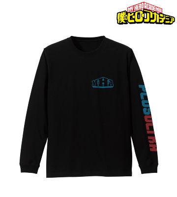 JOURNAL STANDARDコラボ ロングTシャツ(轟焦凍/ブラック)