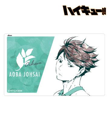 Ani-Art ICカードステッカー(及川徹)