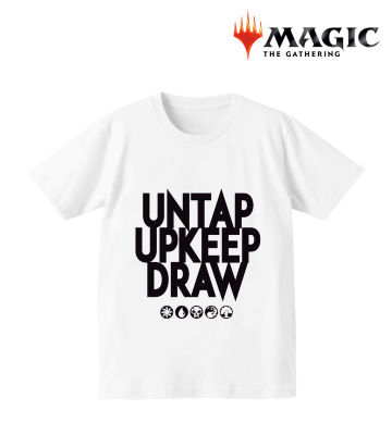 UNTAP UPKEEP DRAW Tシャツ