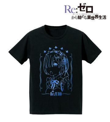 箔プリントTシャツ(レム)