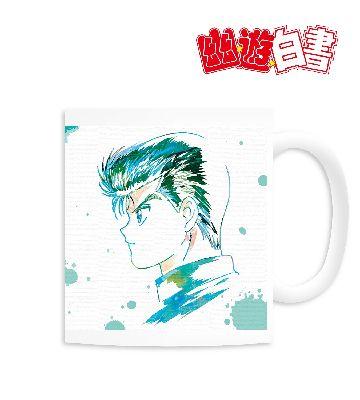 Ani-Artマグカップ(浦飯幽助)