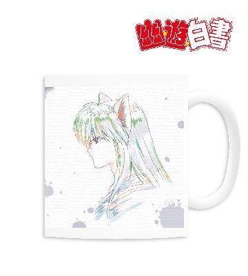 Ani-Artマグカップ(妖狐蔵馬)