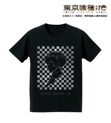 箔プリントTシャツ(佐々木琲世)