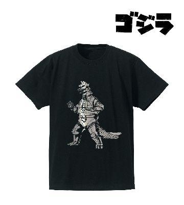 メカゴジラ箔プリントTシャツ