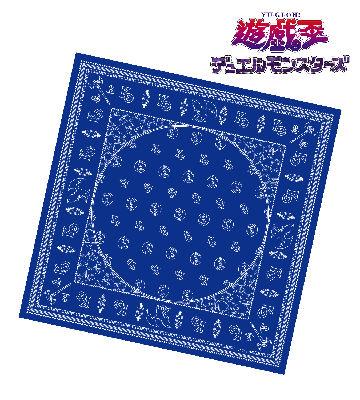 バンダナスカーフ(海馬)