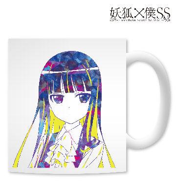 マグカップ(白鬼院凜々蝶)