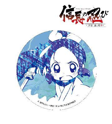 Ani-Art 缶バッジ(千鳥)