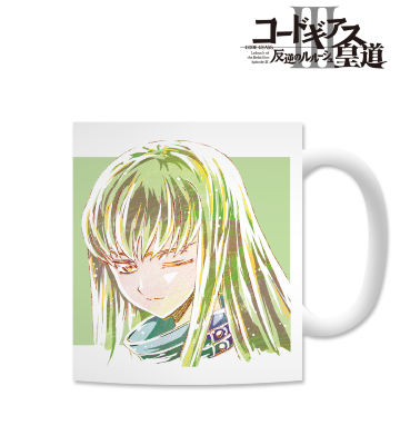 C.C. Ani-Art マグカップ