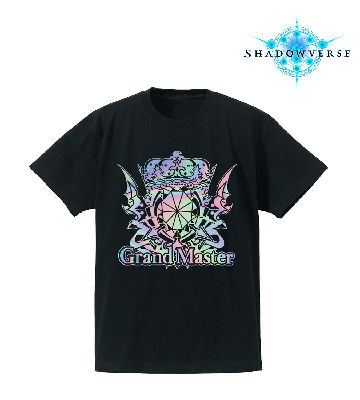 ホログラムTシャツ(Grand Master)