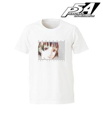 新島真 Ani-Art Tシャツ