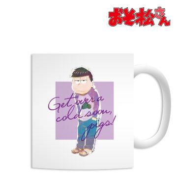 一松 Ani-Art マグカップ