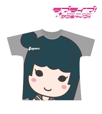 フルグラフィックTシャツ(津島善子)