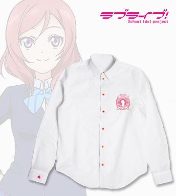 メンバーモデルシャツ(真姫)